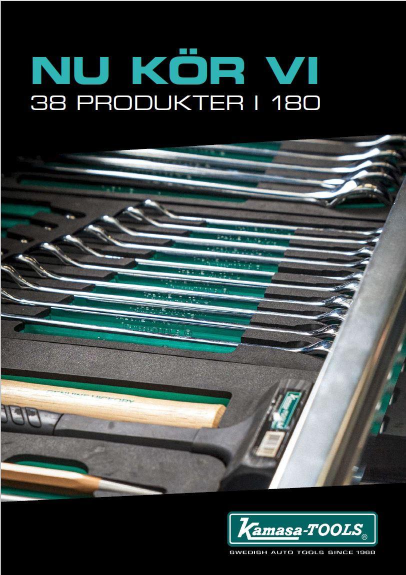 Kamasa Tools Q3-Q4 2017 SVE