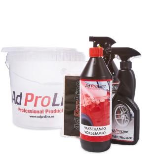 AdProLine vaskebøtte-pakke