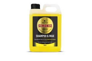Bilshampo wash & wax 2 l