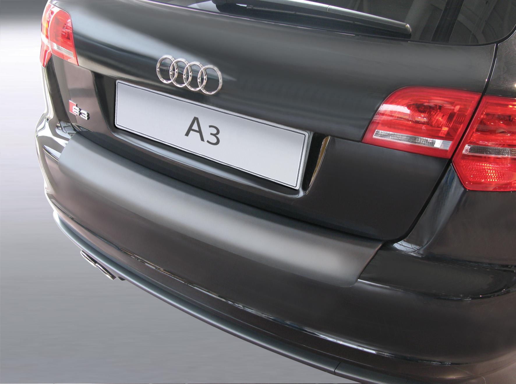Takapuskurin kolhusuoja Audi A3 5d 2008-2012