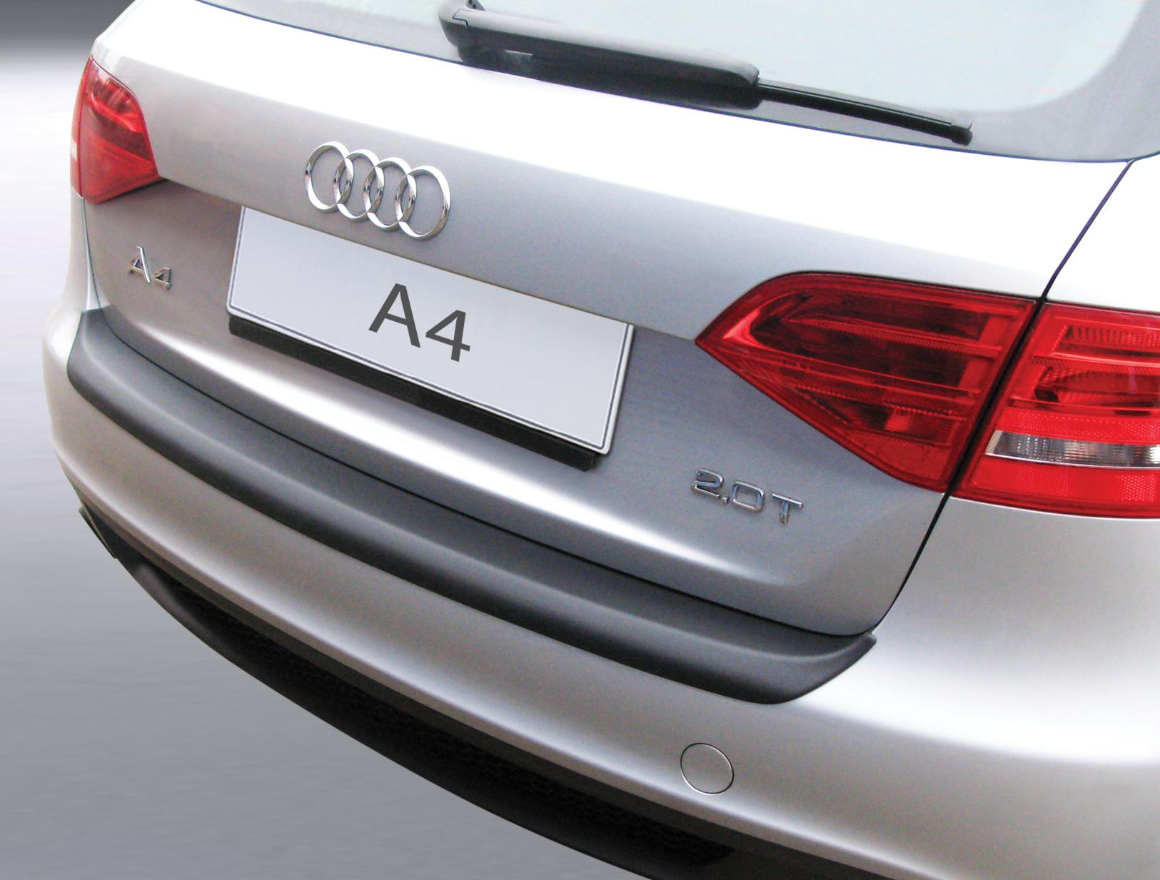 Takapuskurin kolhusuoja Audi A4 Avant 08-12 (EI S4)
