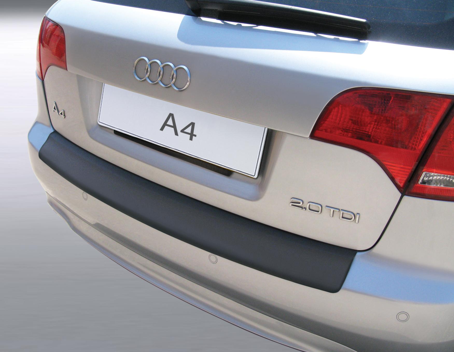 Takapuskurin kolhusuoja Audi A4 Avant 04-08 (EI S4)