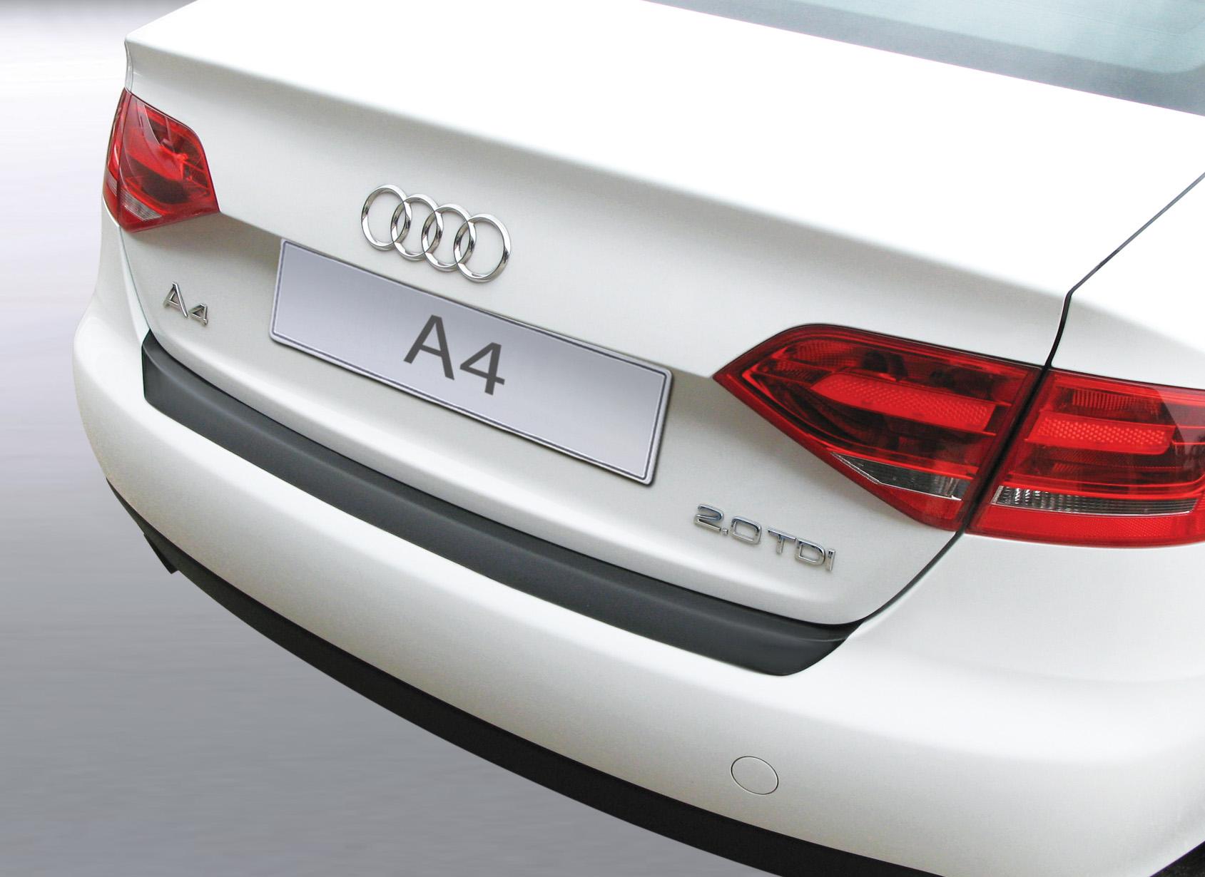 Takapuskurin kolhusuoja Audi A4 4d 2007-2012 (EI S4)