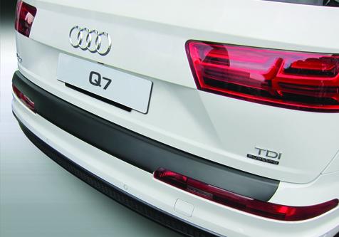 Takapuskurin kolhusuoja Audi Q7 6/2015-