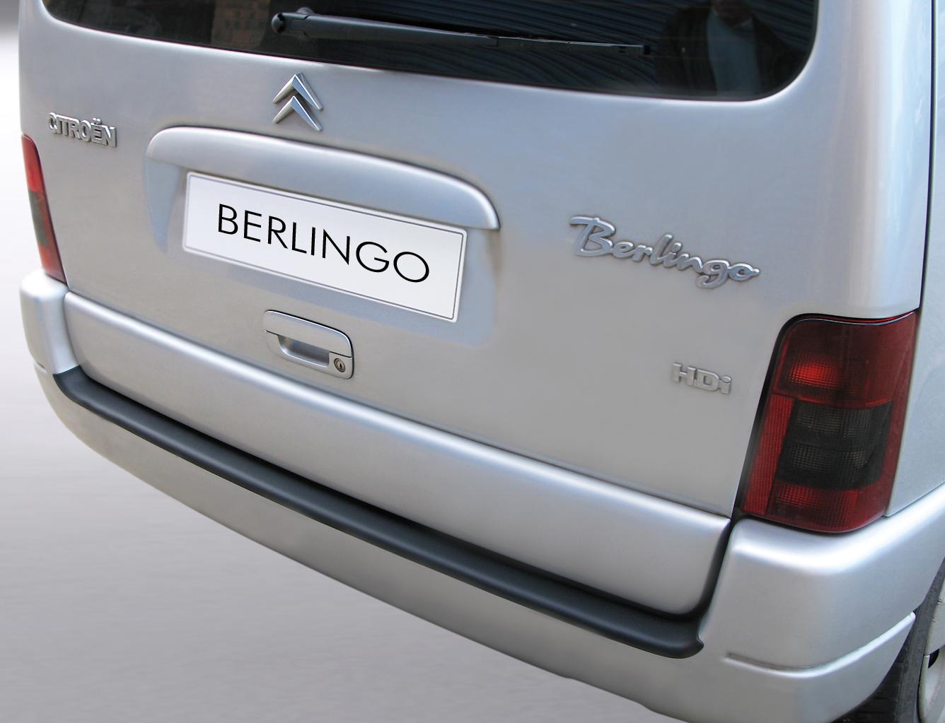 Takapuskurin kolhusuoja Citroen Berlingo -08