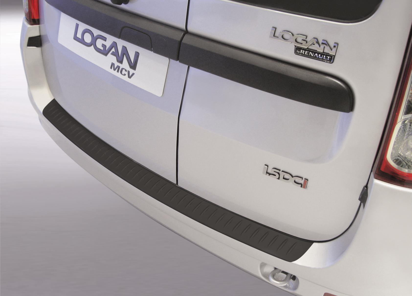 Takapuskurin kolhusuoja Dacia Logan 11/2008-