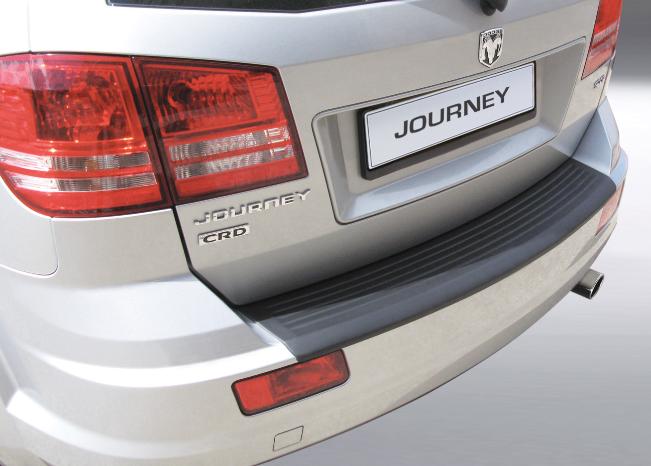 Takapuskurin kolhusuoja Dodge Journey 2007-2011