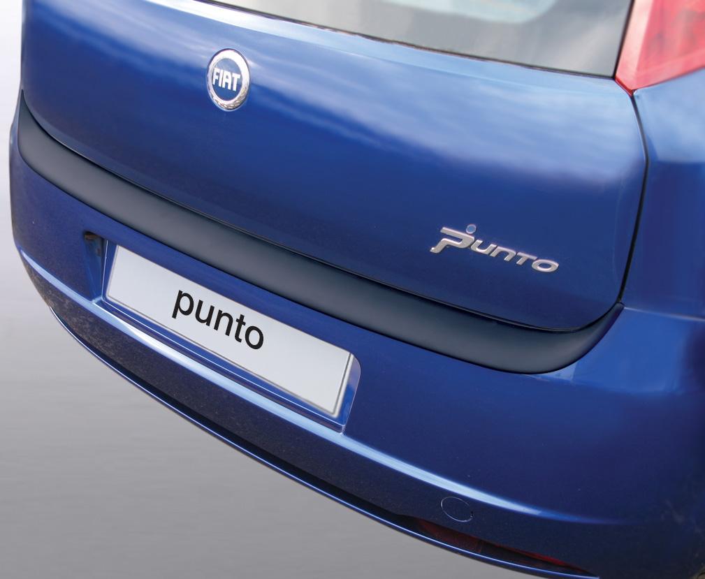 Takapuskurin kolhusuoja Fiat Grande Punto 3/5d -2009