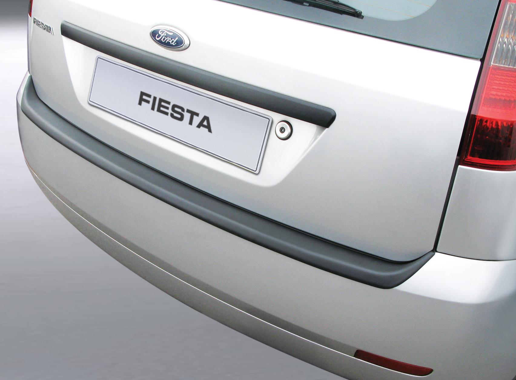 Takapuskurin kolhusuoja Ford Fiesta 2002-2008 (EI ST)