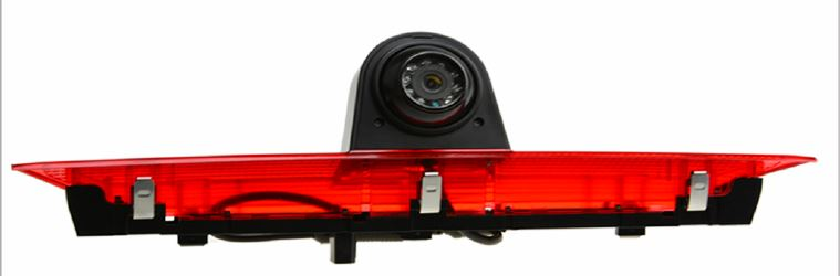 Jarruvalokamera Ford Transit 2015, PAL-kuvasignaali