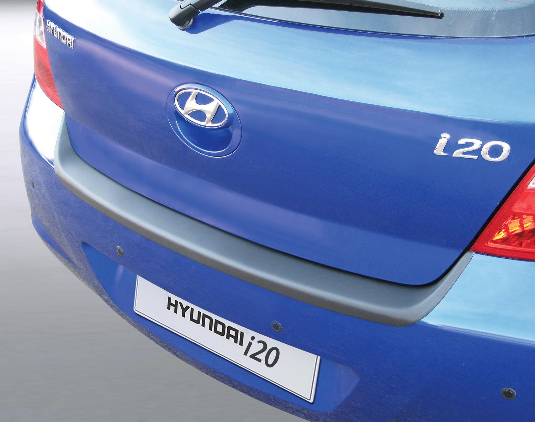 Takapuskurin kolhusuoja Hyundai i20 2009-2012