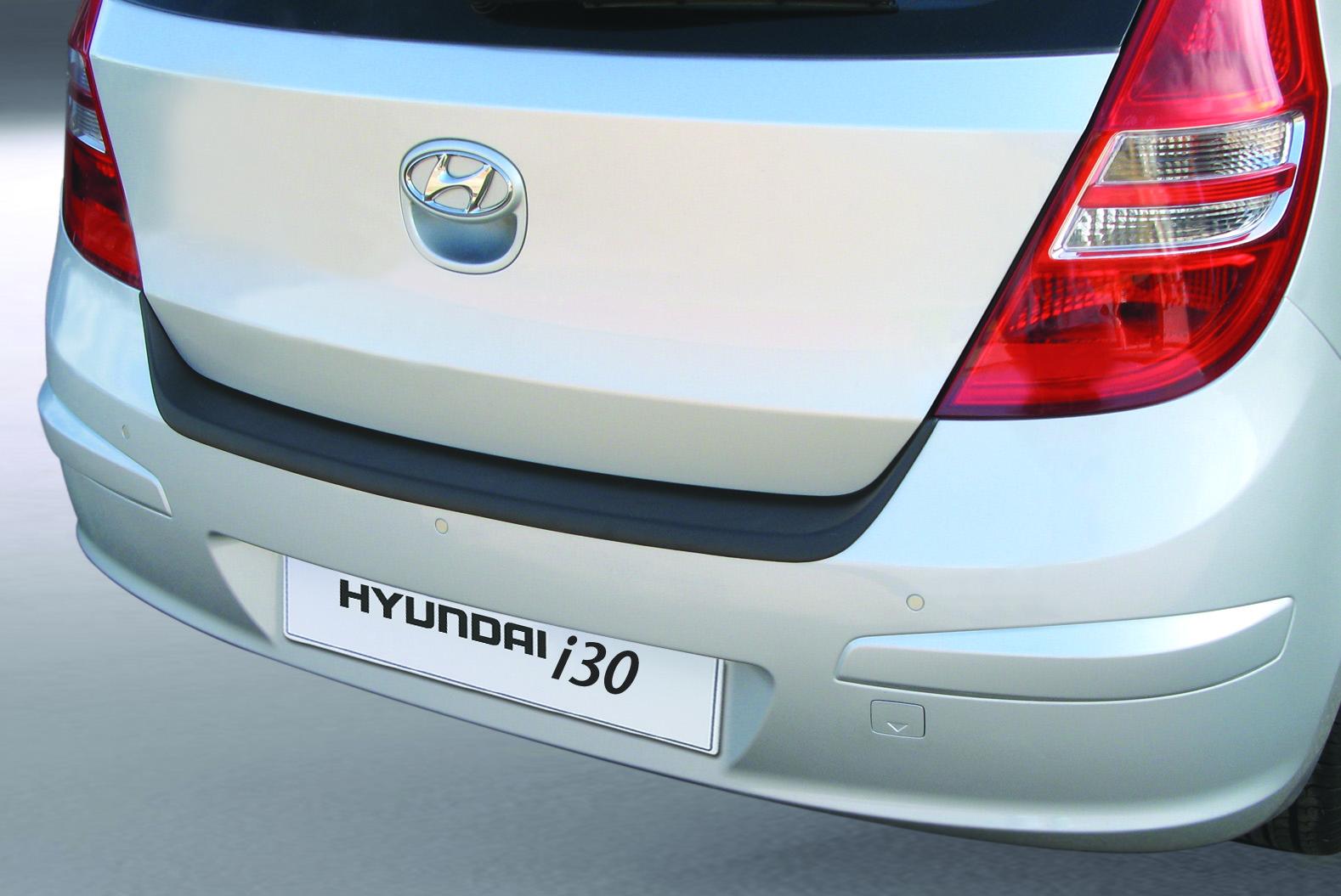 Takapuskurin kolhusuoja Hyundai i30 5d -6/2010