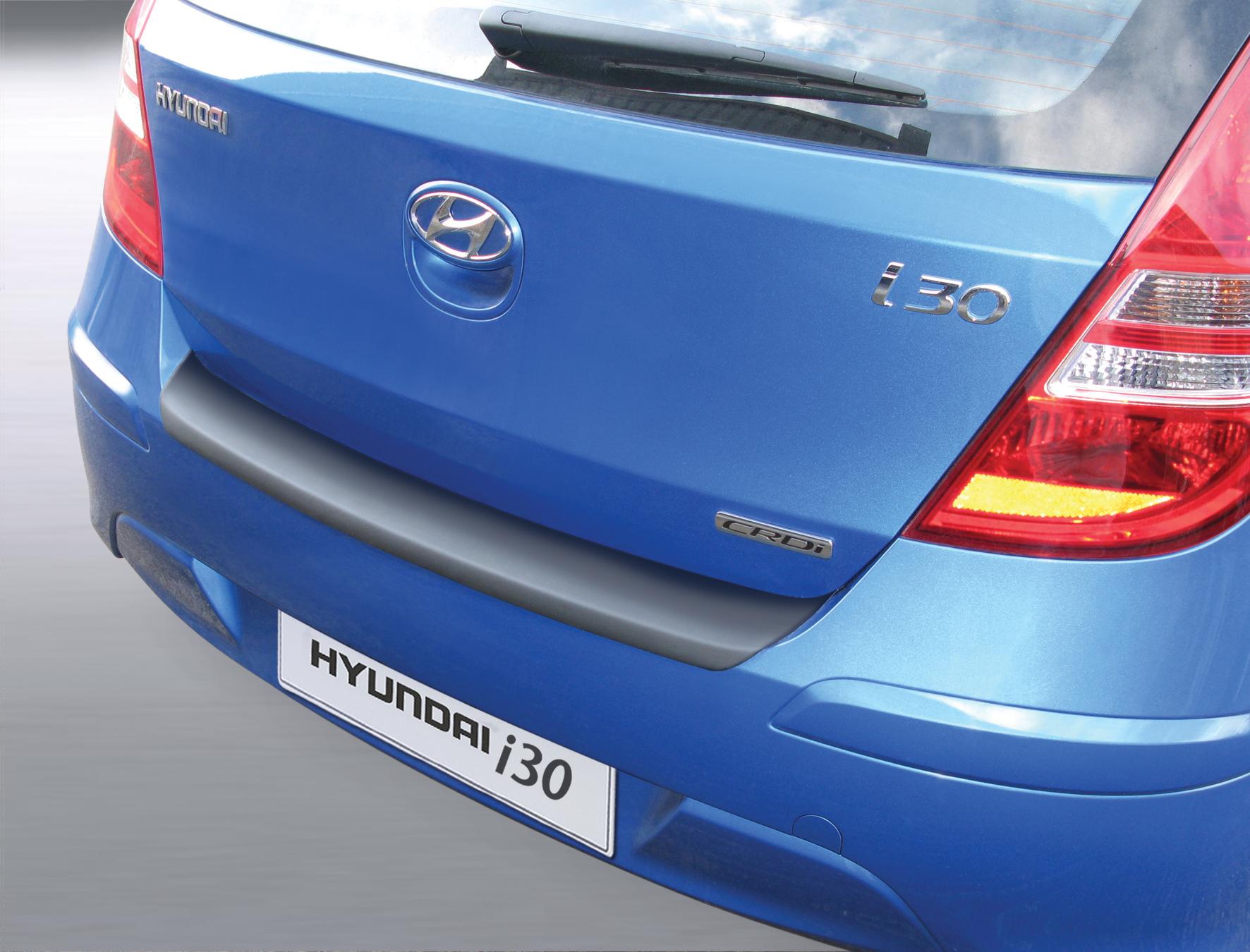 Takapuskurin kolhusuoja Hyundai i30 5d 7/2010-2/2012