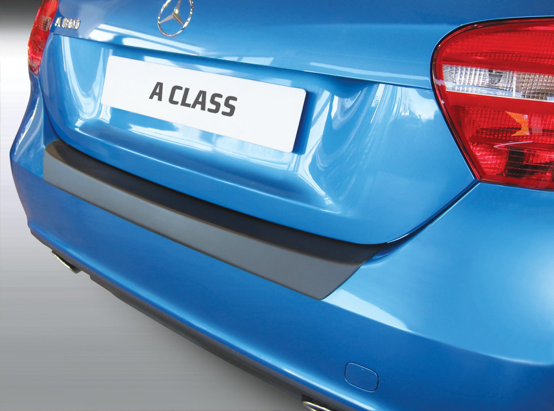 Takapuskurin kolhusuoja Mercedes A-sarja 9/2012-, Ei AMG