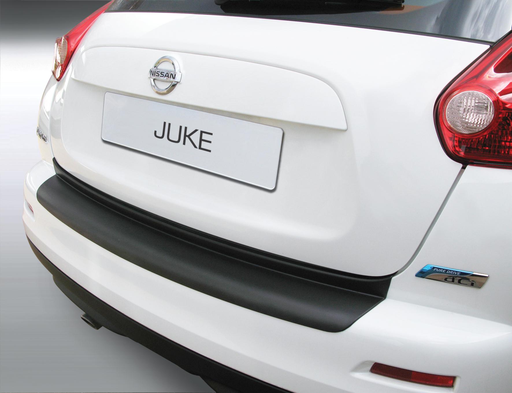 Takapuskurin kolhusuoja Nissan Juke 10/2010-5/2014