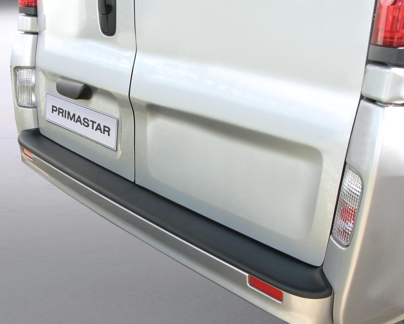 Takapuskurin kolhusuoja Nissan Primastar 2006-