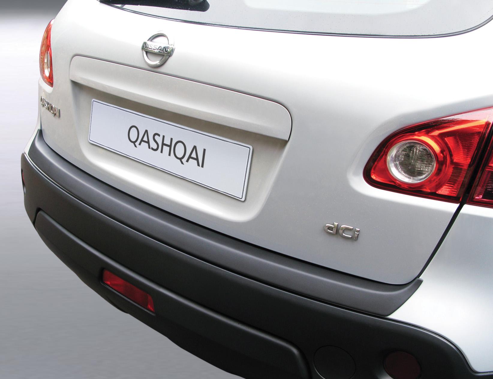 Takapuskurin kolhusuoja Nissan Qashqai 2/2007-2013