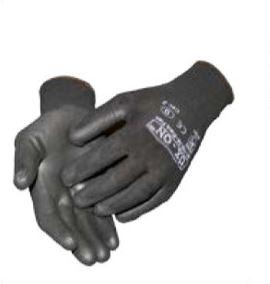 Black Flex polyesterikäsine