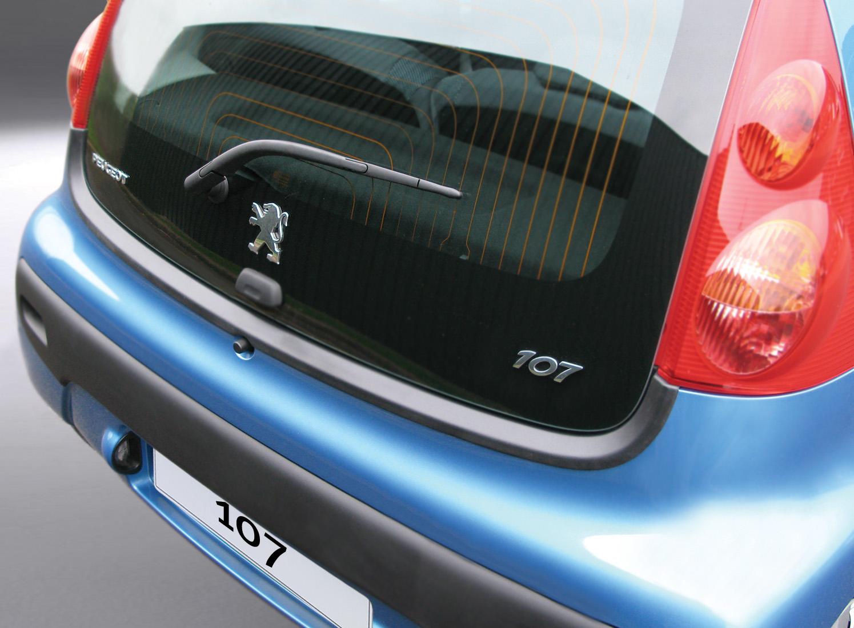 Takapuskurin kolhusuoja Peugeot 107 3/5d 3/2005-