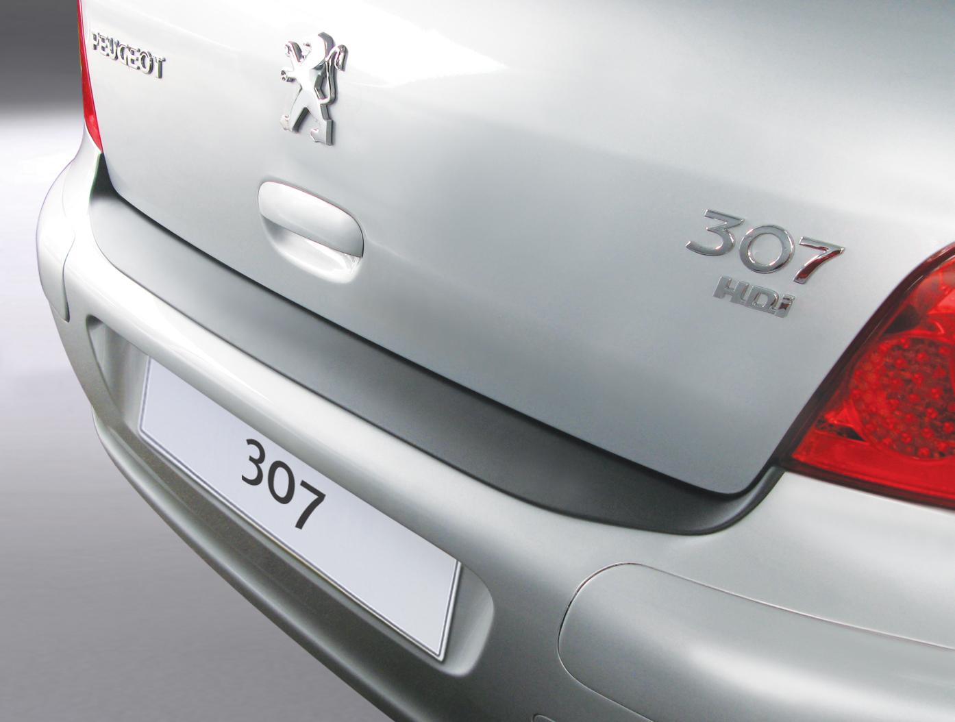 Takapuskurin kolhusuoja Peugeot 307 -8/2007