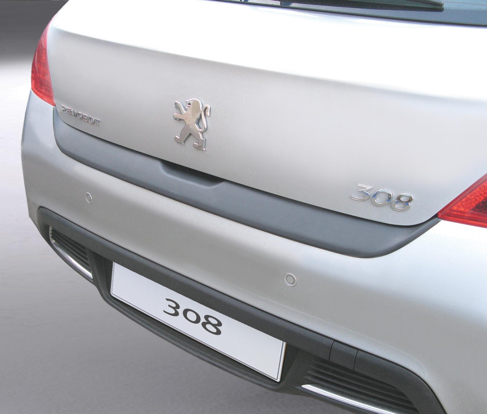 Takapuskurin kolhusuoja Peugeot 308 9/2007-12/2013