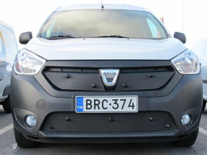 Maskisuoja Dacia Dokker 2013-2017