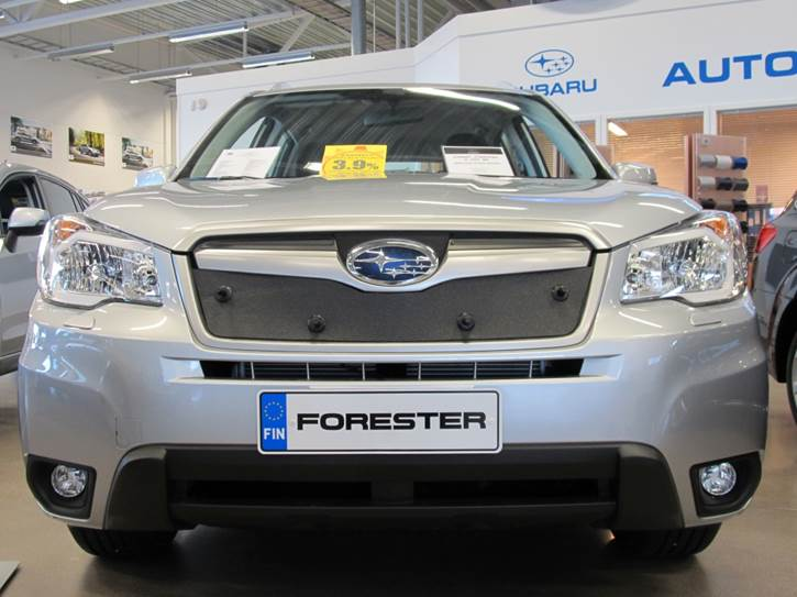 Maskisuoja Subaru Forester 2009-2010 (Kopio)