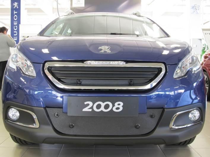 Maskisuoja Peugeot 2008 2013-