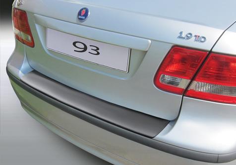 Takapuskurin kolhusuoja Saab 9-3 4d 9/2002-9/2007