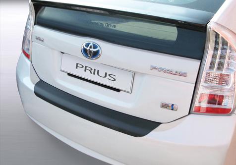 Takapuskurin kolhusuoja Toyota Prius 6.2009->