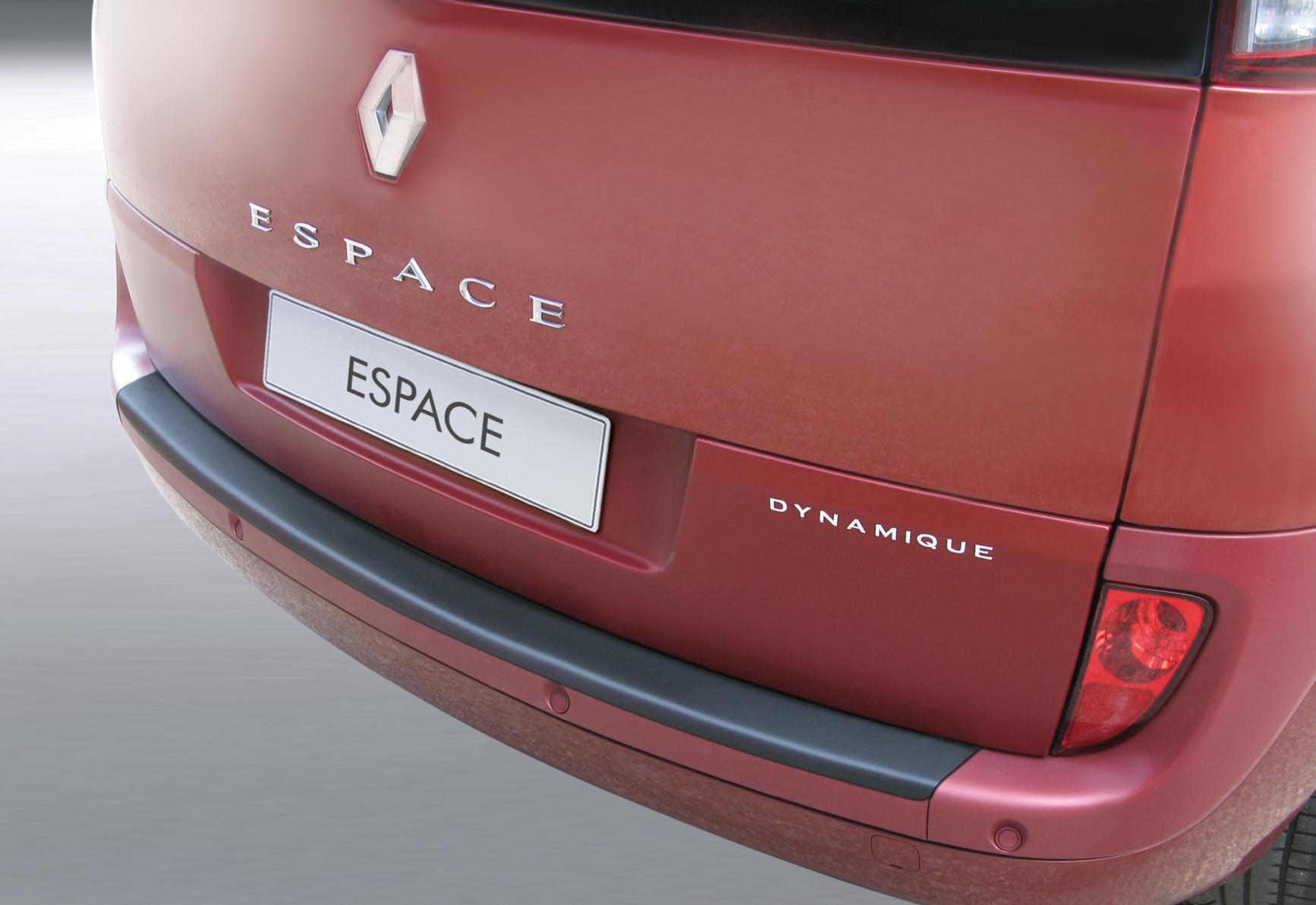 Takapuskurin kolhusuoja Renault Grand Espace 4/2006-