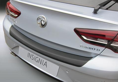 Takapuskurin kolhusuoja Opel Insignia 4/5-ovinen 6/2017-