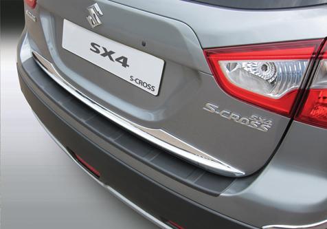 Takapuskurin kolhusuoja Suzuki SX4 S-Cross 9/2013-