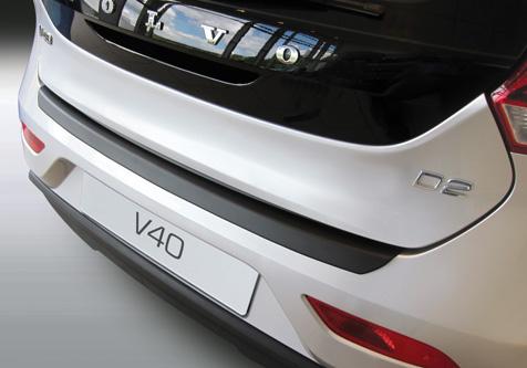 Takapuskurin kolhusuoja Volvo V40 Estate 6/2012-