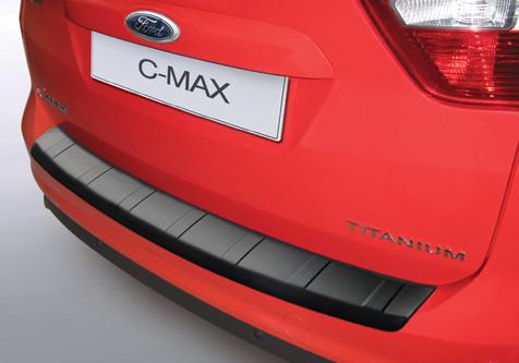 Takapuskurin kolhusuoja Ford C-Max 12.2010-