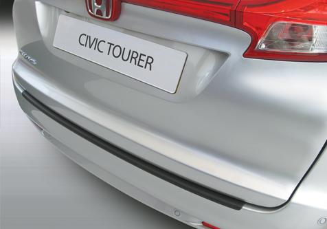 Takapuskurin kolhusuoja Honda Civic Tourer 3/2014-
