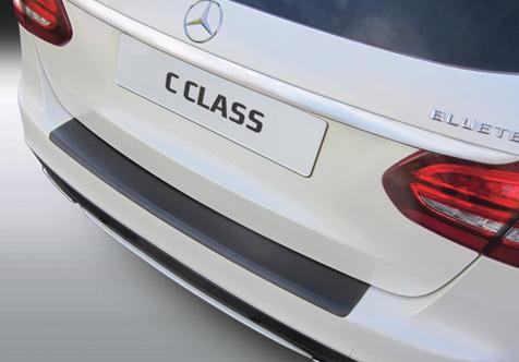 Takapuskurin kolhusuoja Mercedes CC-sarja Kombi 6/2014-