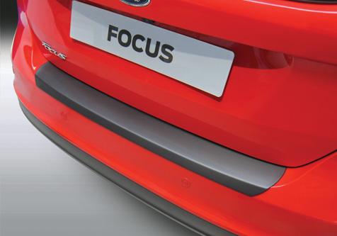 Takapuskurin kolhusuoja Ford Focus 5ovinen HB 1.2015-