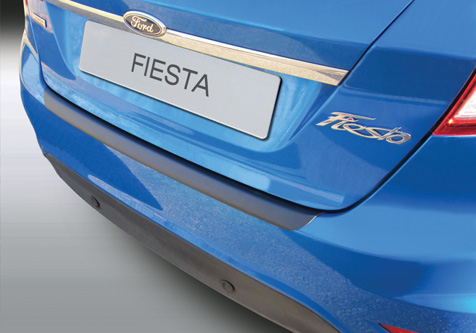 Takapuskurin kolhusuoja Ford Fiesta 3/5 ovinen 10.2008-