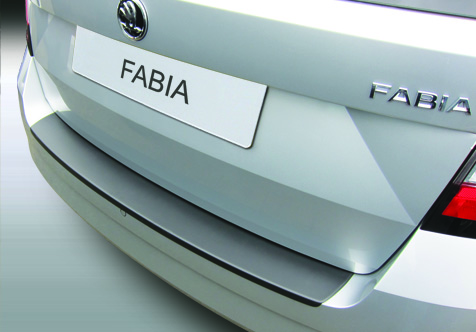 Takapuskurin kolhusuoja Skoda Fabia Combi 2/2015-
