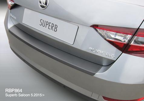 Takapuskurin kolhusuoja Skoda Superb Sedan 6/2015-