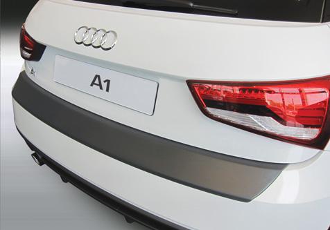 Takapuskurin kolhusuoja Audi A1/S1 3/5d 2015