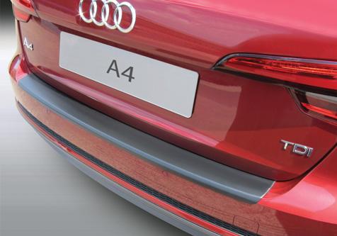 Takapuskurin kolhusuoja Audi A4 Avant/S-line 11.2015- (eiS4)