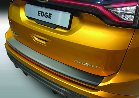 Takapuskurin kolhusuoja Ford Edge 6.2016-