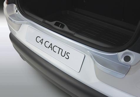Takapuskurin kolhusuoja Citroen C4 Cactus 9/2014-