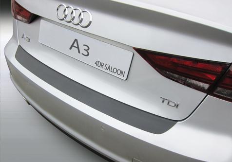 Takapuskurin kolhusuoja Audi A3 Sedan 8/2013-