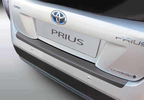 Takapuskurin kolhusuoja Toyota Prius 2/2016-