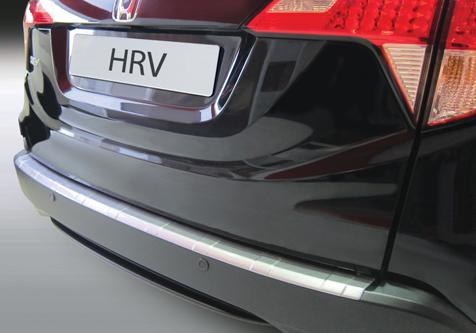 Takapuskurin kolhusuoja Honda HRV 9/2015-