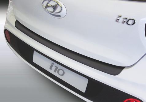 Takapuskurin kolhusuoja Hyundai i10 1/2017-