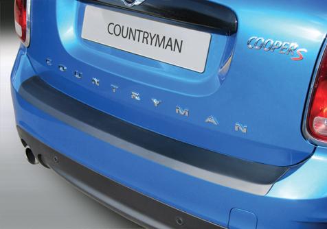 Takapuskurin kolhusuoja Mini Countryman 2/2017-